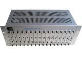 模拟电视16路一体中频固定邻频调制器