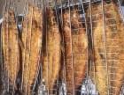 姜太公吊炉烤鱼是眼下最流行了的街边小吃