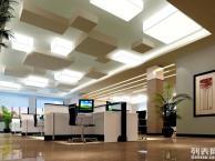 杭州知名办公室装修公司办公楼厂房装修隔墙吊顶地坪漆找铭惠装饰