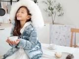 笛莎巴布豆折扣童装冬季儿童中长款羽绒服品牌童装折扣直播货源