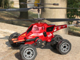优迪U821电动遥控飞机3.5通道陆空直升机 航空模型玩具一件代
