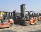 二手2吨3吨4吨5吨6吨7吨8吨10吨叉车包送 上海总经销