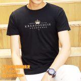 厂家直销夏季新款韩版男装短袖T恤批发地摊货源男式T恤批发
