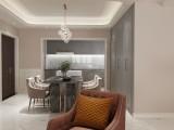 美的家装饰公司 鲁能星外滩 118平 现代风格
