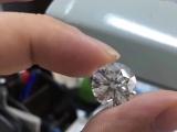 钻石回收广州哪里回收两克拉钻戒