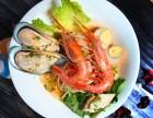大头虾泰式海鲜米粉 海鲜的营养价值和好处