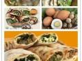 馕坑烤包子1特色早餐学习1烤肉豆腐汤1