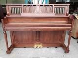 大同回收钢琴上门确认钢琴没问题就打款搬走