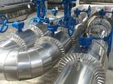 赤峰设备岩棉白铁皮保温工程防腐玻璃棉保温施工