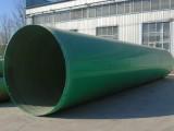 河南国利环保厂家直销玻璃钢夹砂管道