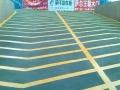 防静电防腐蚀地坪漆施工环氧树脂自流平厂家工厂车间