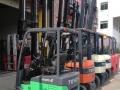 力至优1.5吨电动叉车、2吨3吨二手林德电池叉车