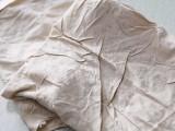 全棉白色包皮布擦机布工业抹布劳保用 吸水吸油保洁无尘不掉毛