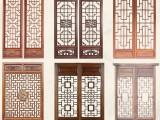 广州订做订制仿古木窗花格木质门窗生产厂家加工厂价格