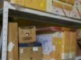 二手轻型货架出售 各种尺寸 各种规格