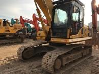 济南出售二手挖机小松200