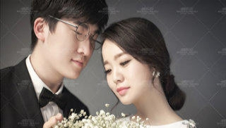 南阳婚纱摄影分享新娘婚纱的穿戴细节