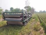 求购二手带宽3米长12米带式过滤机