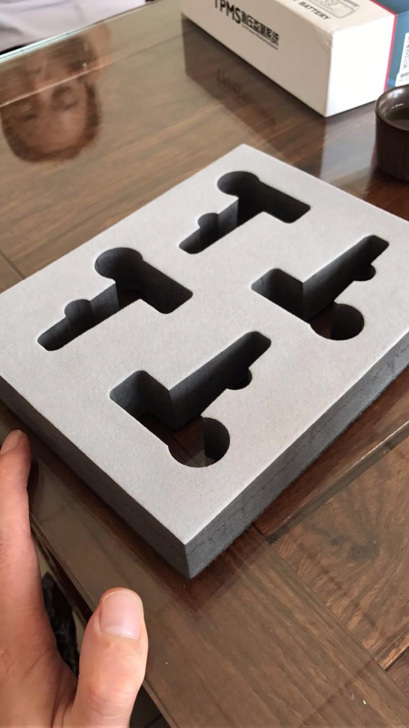 厂家直销EVA包装内衬海绵加工EVA雕刻