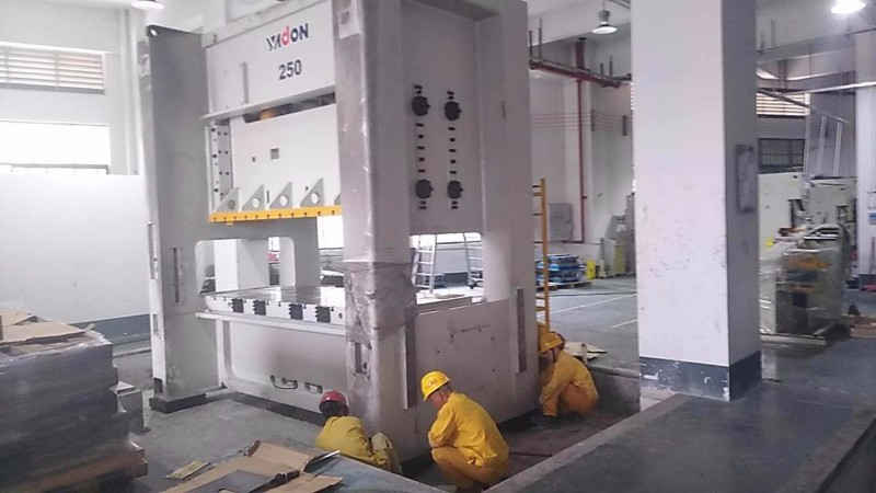 江门推荐佛山市工厂设备搬迁 安装 木箱包装服务公司