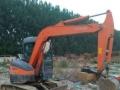 出售现代黑金刚60-7,进口日立55挖掘机