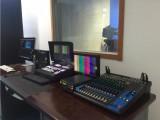 访谈虚拟演播室搭建 专业访谈演播间直播间建设方案
