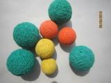 供应海绵胶球
