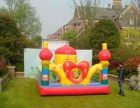 杭州桌上足球机 打地鼠机 充气城堡出租