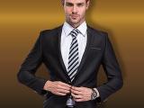 男装商务休闲西装套装 韩版修身西装正装 男士时尚正装西服套装