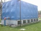 唐山科力专业制作镀锌钢板水箱 smc组合式水箱