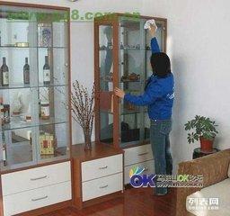 鄞州梅墟钟点工家庭打扫新房装修后打扫 二手房开荒打扫擦玻璃