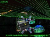 万圣激光供应RGB20W彩色舞台激光灯 绿色舞台激光灯