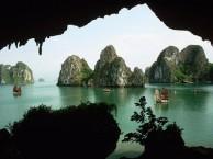北海-越南-下龙-河内护照休闲游