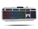烽火狼K-2镭雕机械手感游戏键盘 三色背