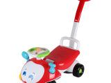 宝宝学步车 2013新款智能对话甲虫童车 儿童学步车 滑行助步童