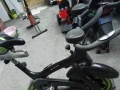 蓝堡动感单车