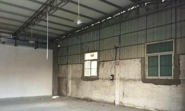 珠池路近泰山路段钢结构厂房,800平可分割,22每平可谈。