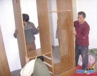 扬州喜顺搬家公司82853999搬小家150元免费提供包装箱