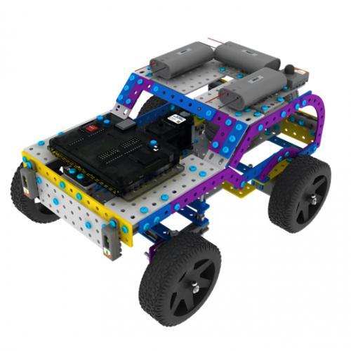 深圳韩端幼儿机器人编程精心设计课程