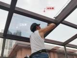 福州玻璃贴膜,别墅阳光房贴玻璃隔热防晒膜 免费上门测量安装