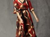 广州雪莱尔服饰高端一二线品牌女装折扣批发