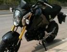 急售GT125小猴子摩托车可过户