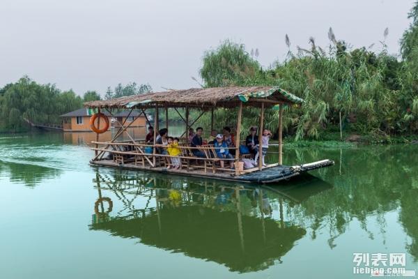 杭州富阳新沙岛性价比最高的农家乐包吃住一日游二日游