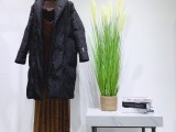 高端新款羽绒服欧姿俪尔19冬装到货广州帛艺品牌