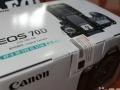 单反相机 全新 佳能70D/80D套机现货热卖!