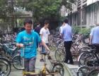 清理车棚百辆旧自行车处理80元一辆起售 欢迎选购,好骑不贵经