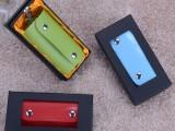 现货多功通钥匙包韩版商务礼品logo定制 多功能钥匙卡包套带礼盒