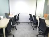 精裝辦公室便宜出租,租期靈活人均400元起租 可注冊 開戶
