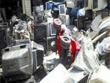 蔷薇新村废品回收站,高价铝合金回收,电缆线回收