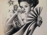 长沙贵港学纹身